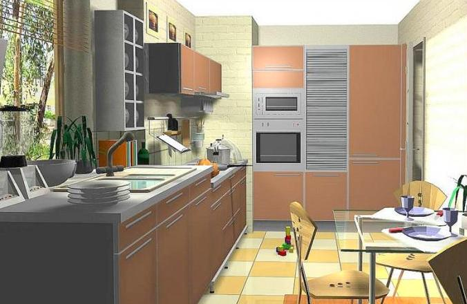 kitchen Draw