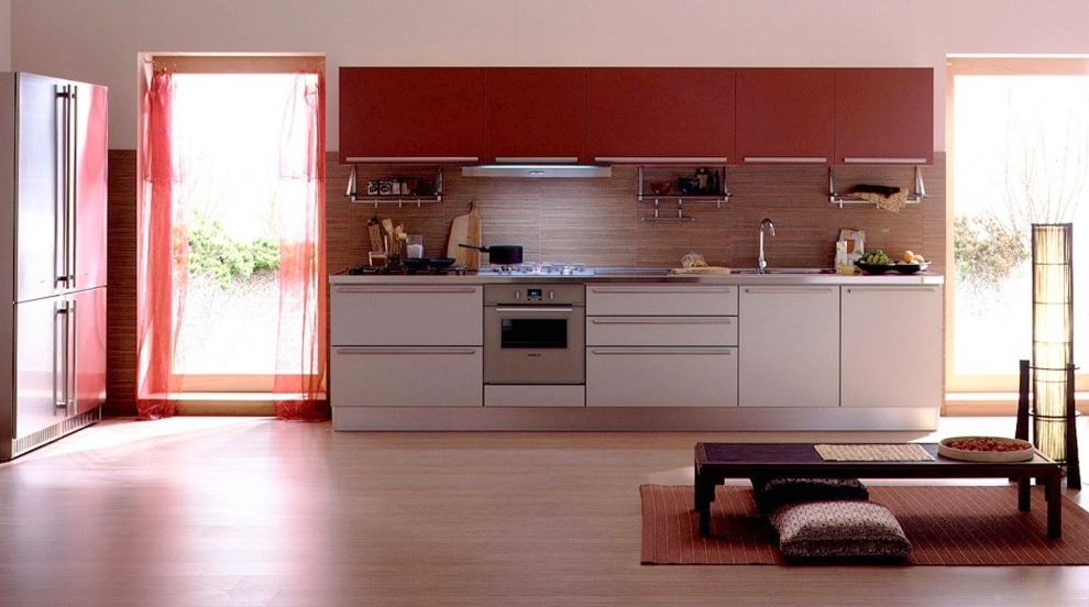 kitchen picture layout