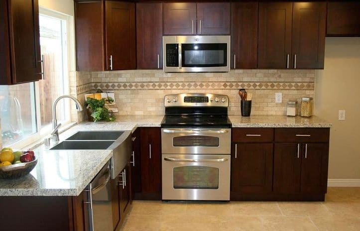 small kitchen remodel idea