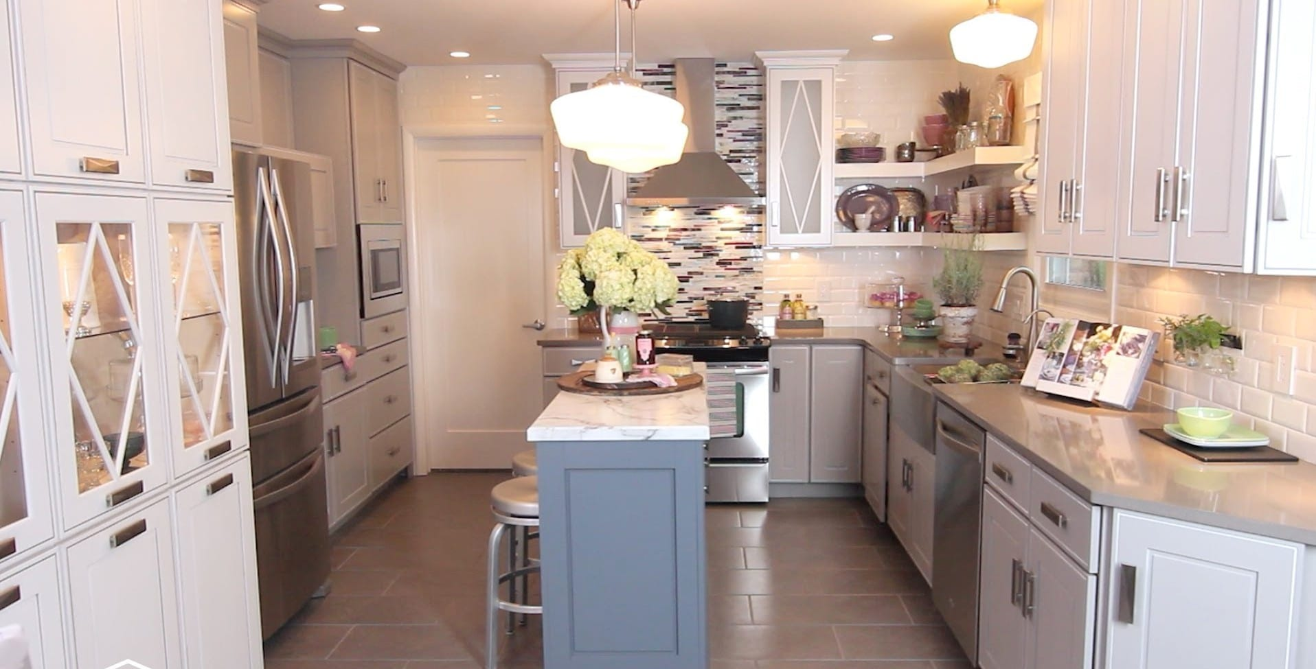 small kitchen remodel idea