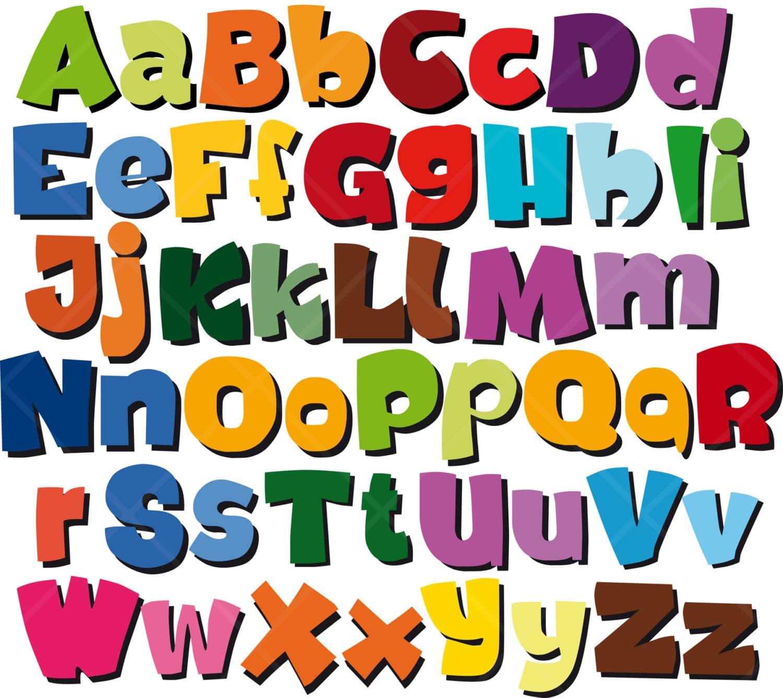 Alphabet Letters Chart