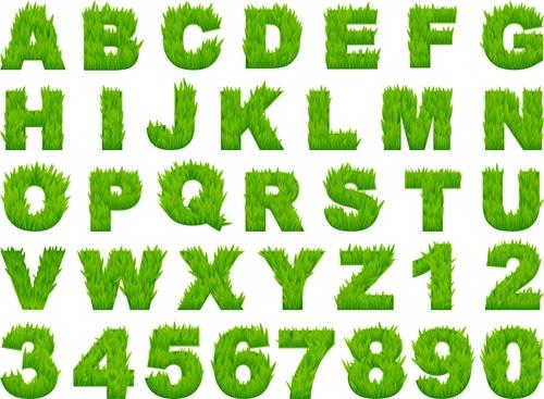 Alphabet Letters Design