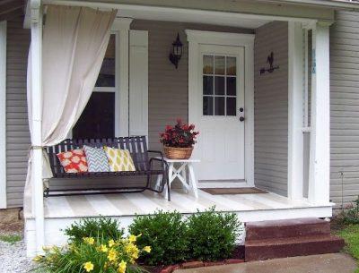 Amazing Back Porch Idea