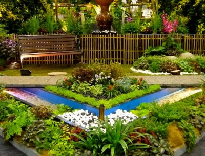 Amazing Garden Landscaping Image