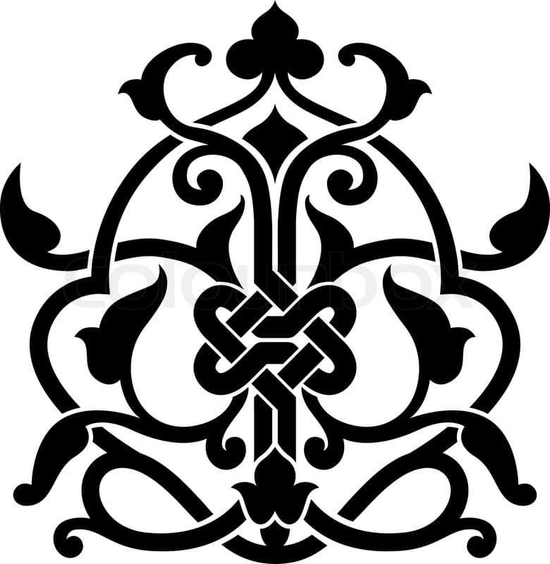 Arabic Symbol Design