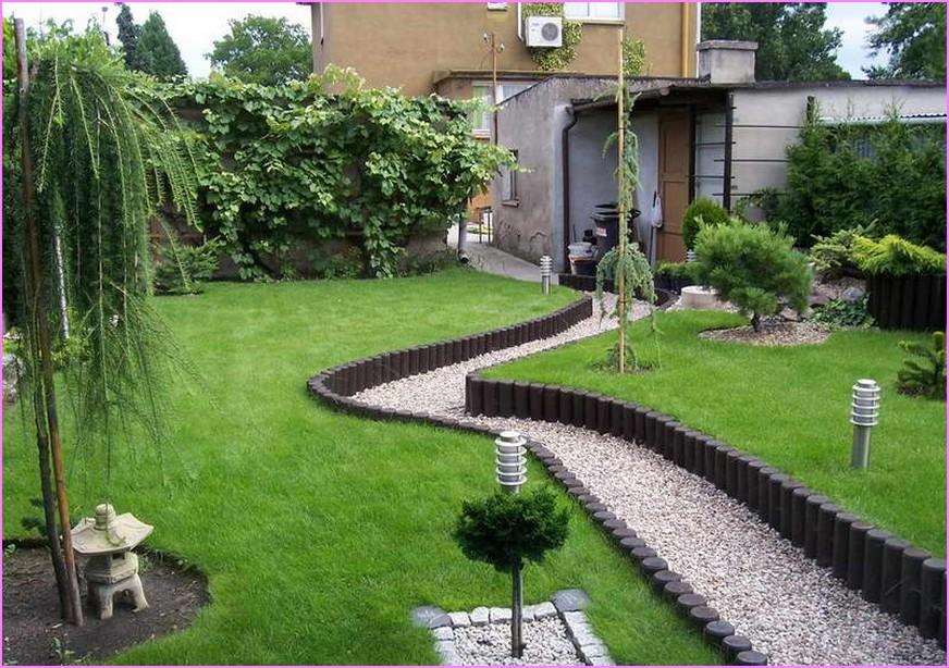 Backyard Landscaping Idea
