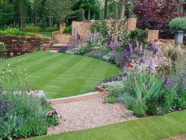 Backyard Landscaping Idea