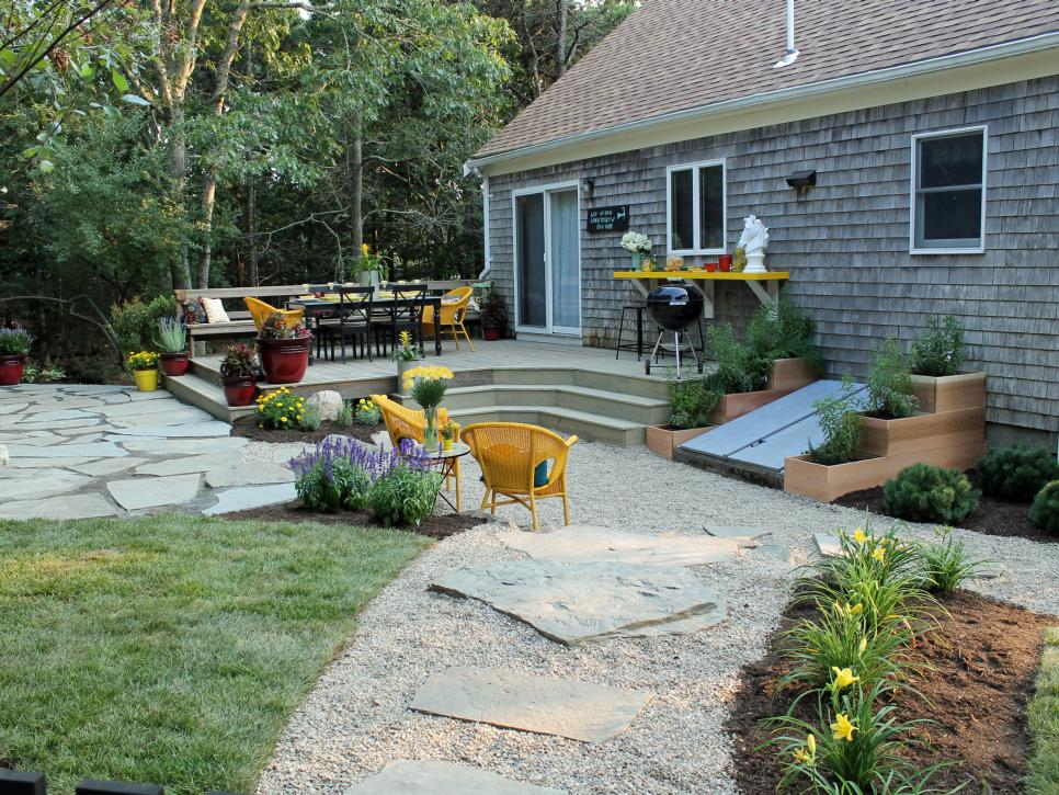 Backyard Landscaping Image