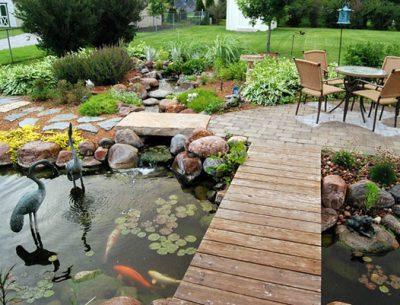 Backyard Patio Idea
