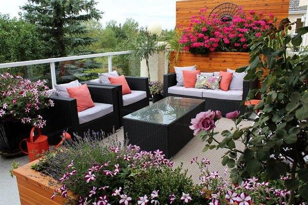 Balcony Garden Image