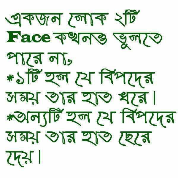Bengali Font Format