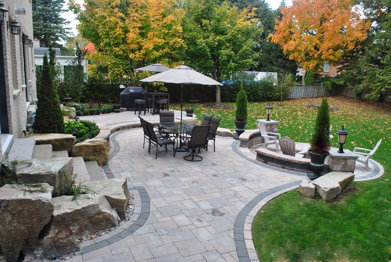 Best Backyard Landscaping