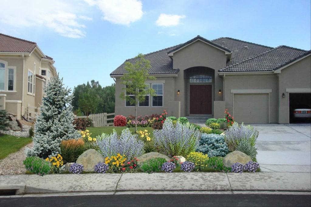 Best Front Yard Design