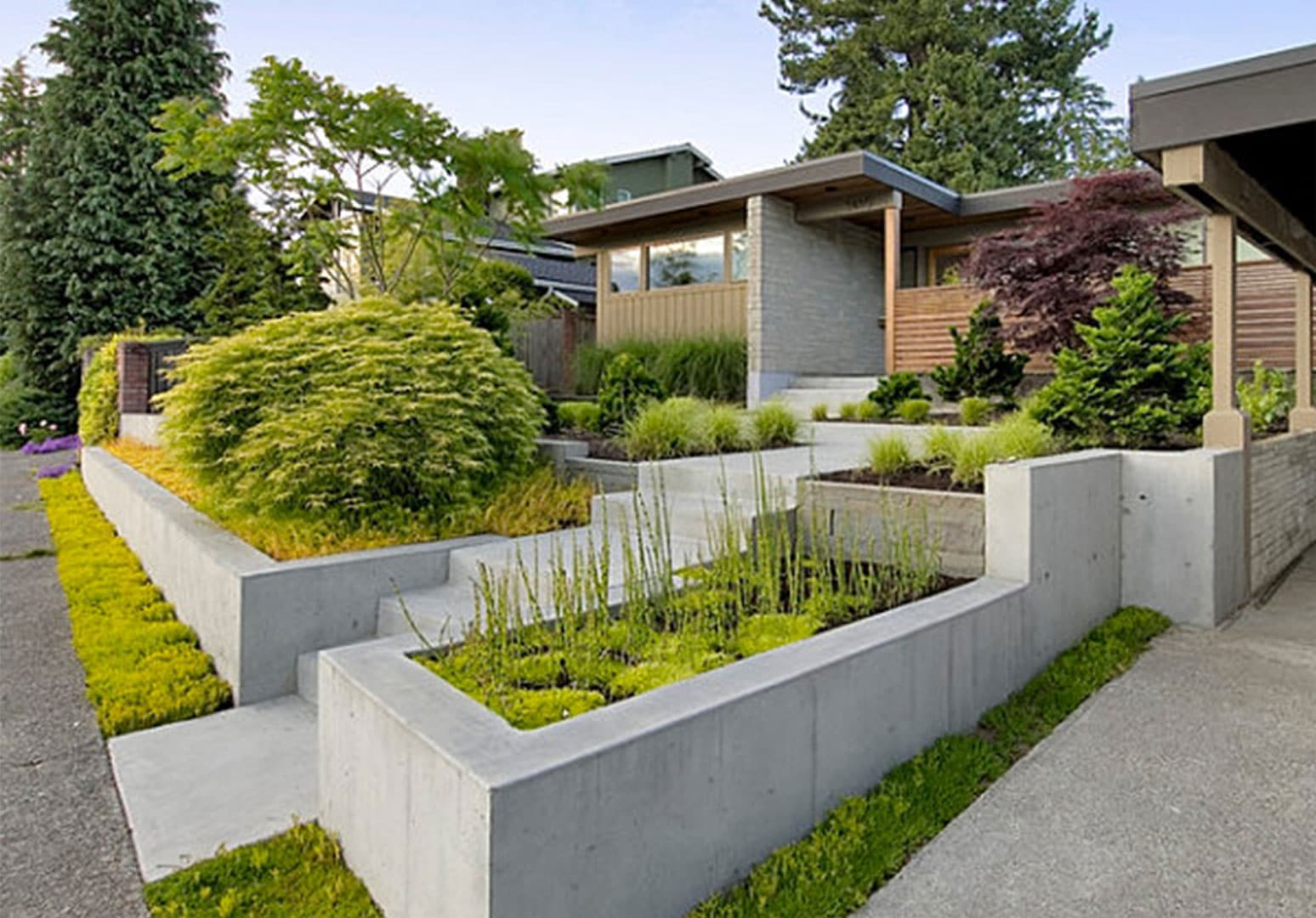 Best Front Yard Landscaping Idea