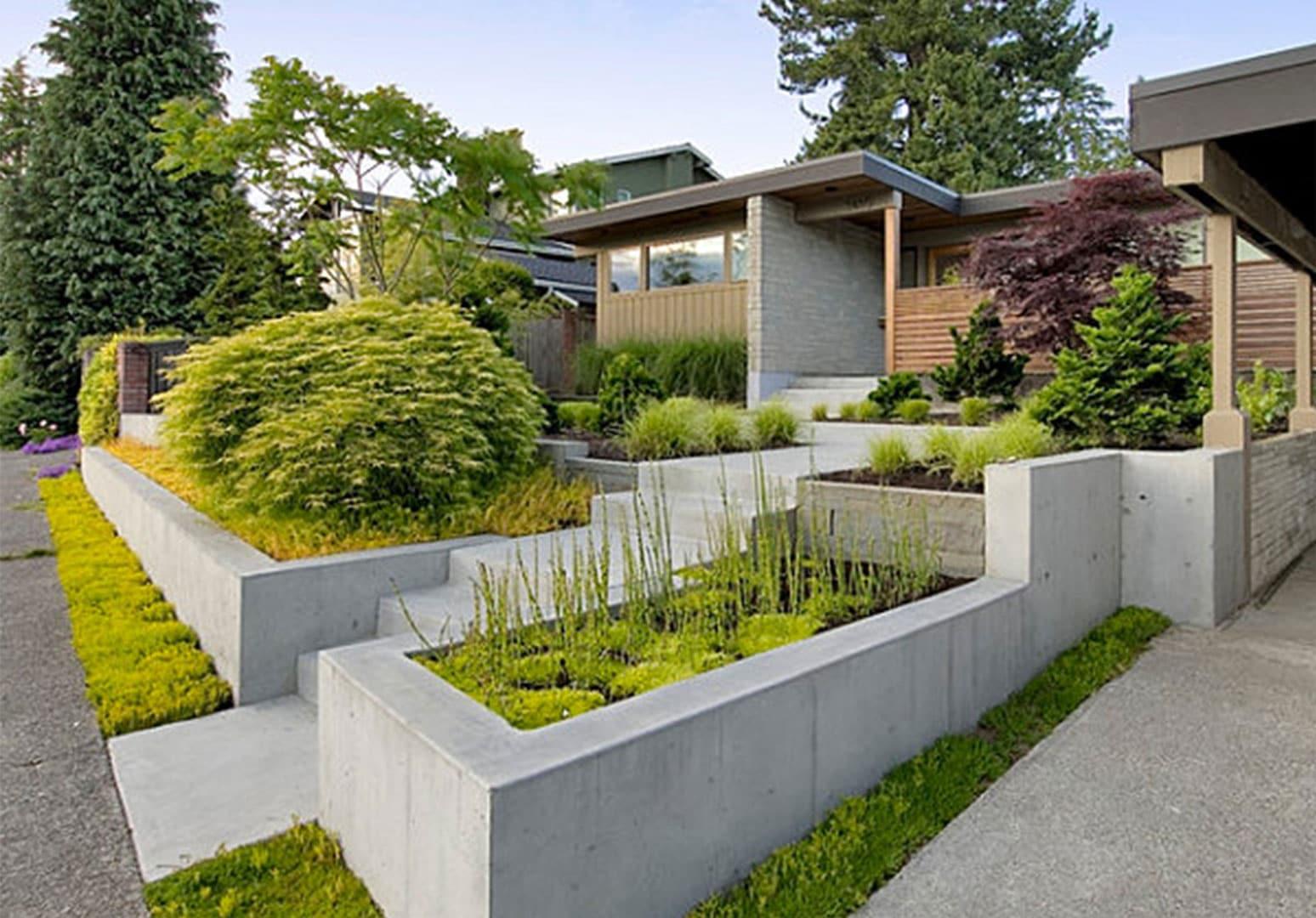 Best Front Yard Landscaping Idea