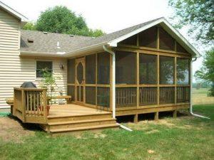 Best Screen Porch Idea
