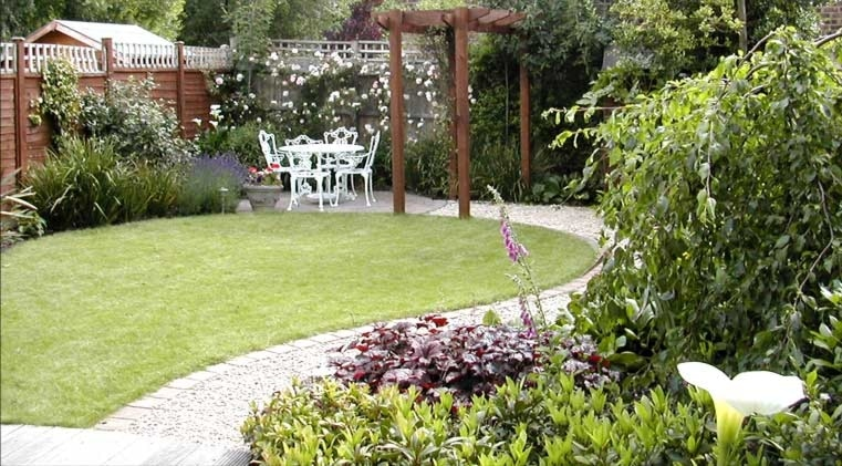 Best Small Garden Design And Idea