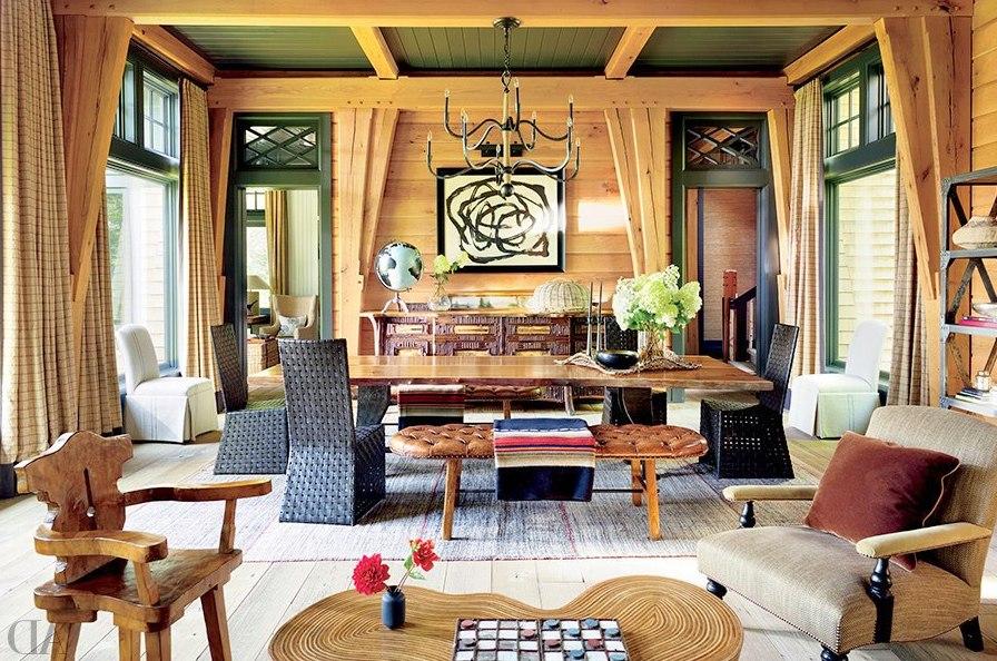 Cabin Decor Image