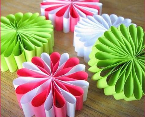 Colorful Xmas Craft