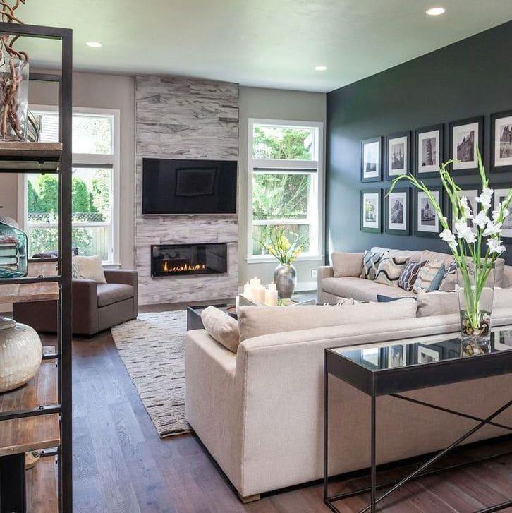 Country Home Decor Idea