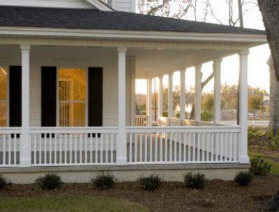 Country Porch Idea