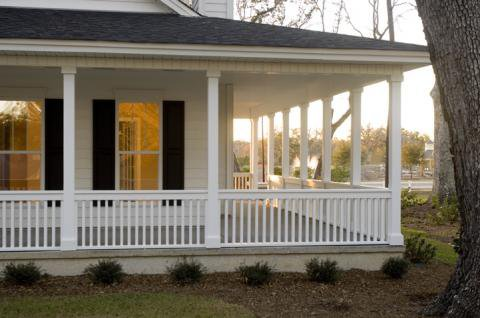 Country Porch Idea