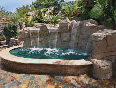 Custom Pool Picture