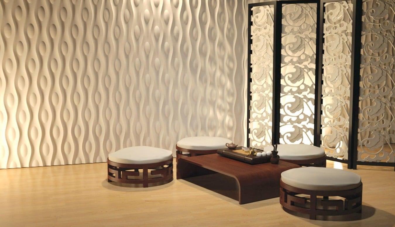 Decorative Wall Layout