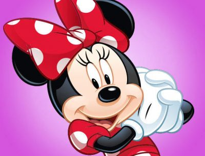 Disney Minnie Mouse Image