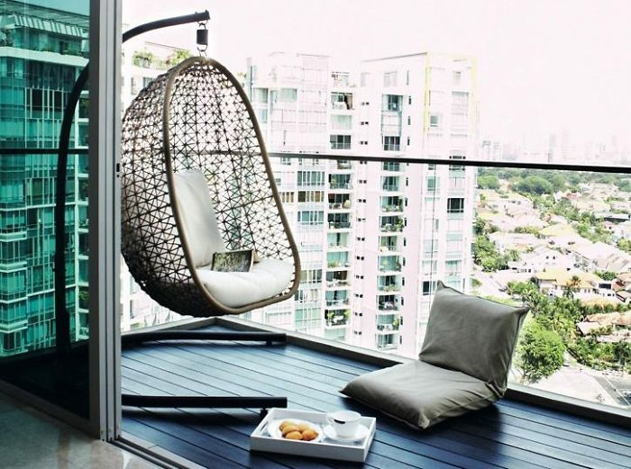 Download Balcony Furniture Idea