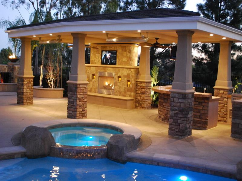 Download Covered Patio Idea