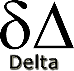 Free Download Delta And Omega Greek Letter Free HD