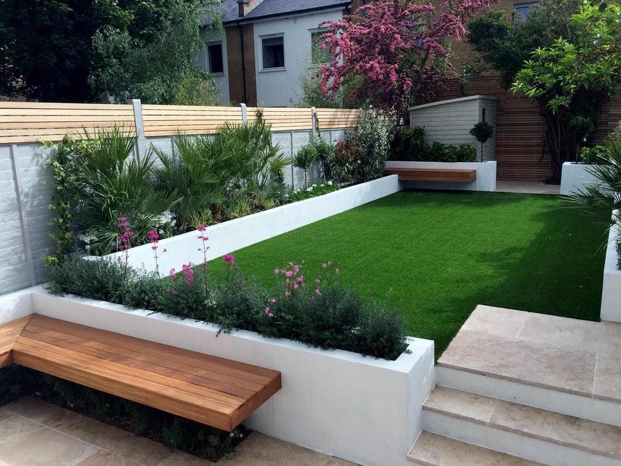 Download Garden Design Idea