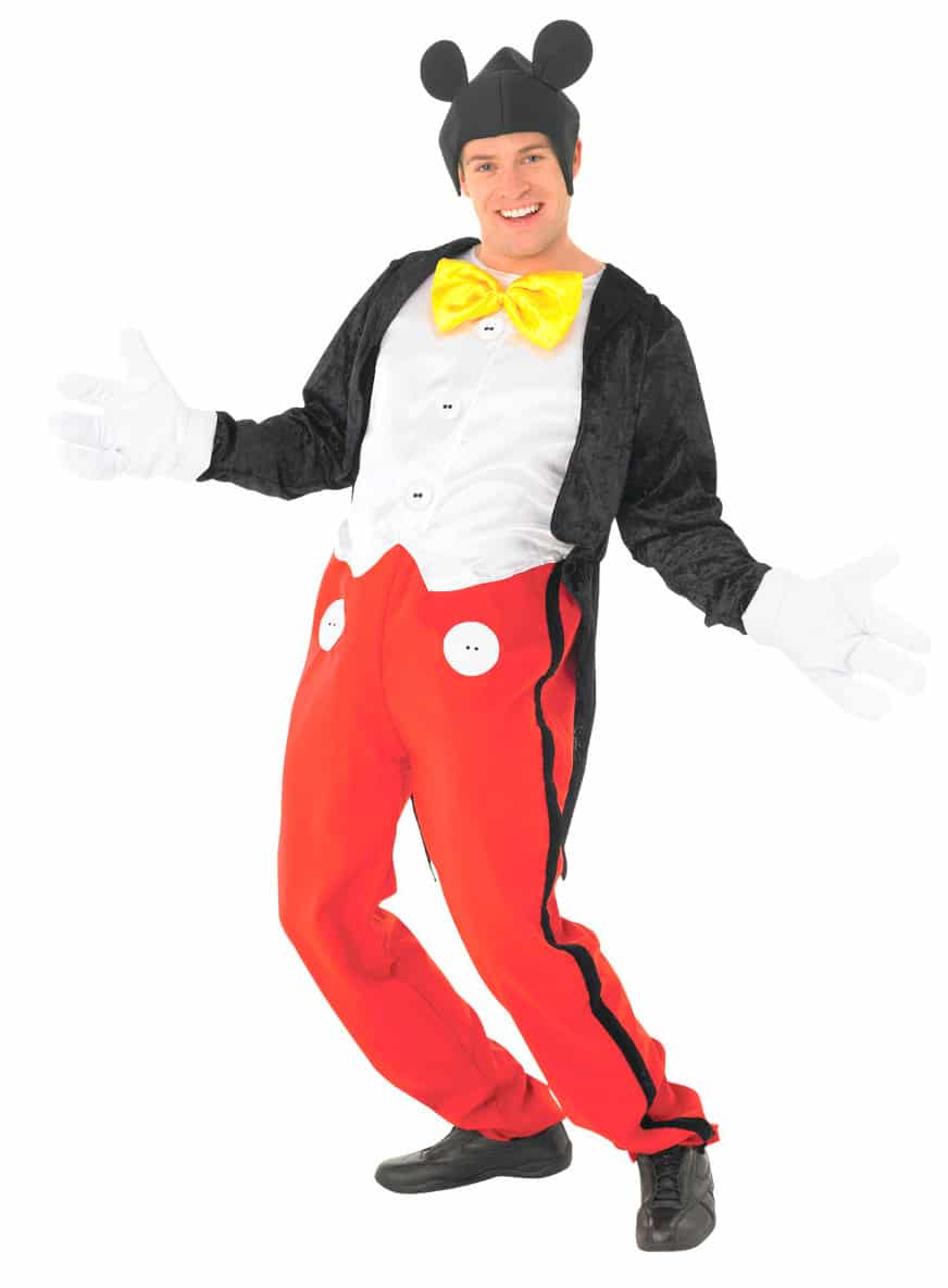 Download Mickey Mouse Costume