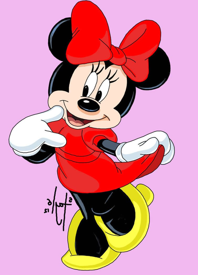 Download Mini Mouse Image