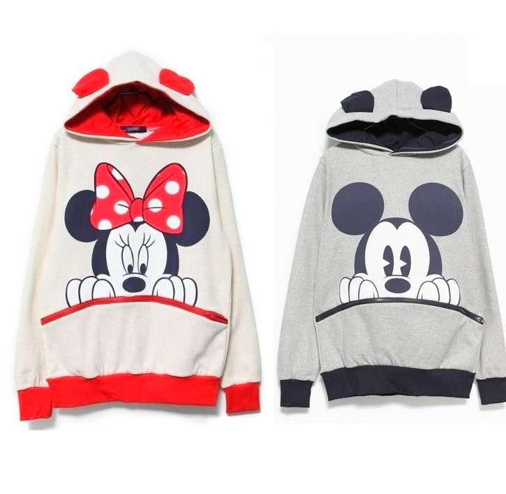 Download Minnie Mouse Sweater Image