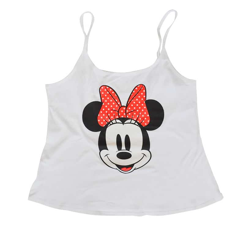 Download Minnie Mouse Top Design