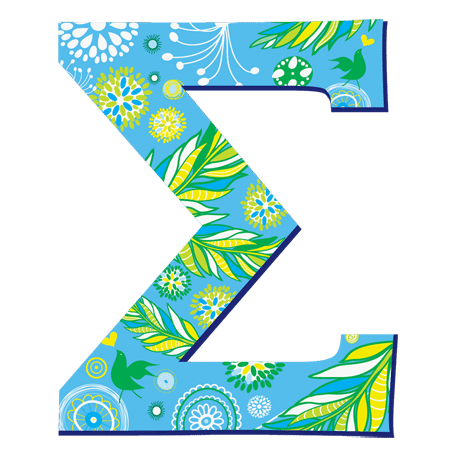 Download Sigma Greek Letter
