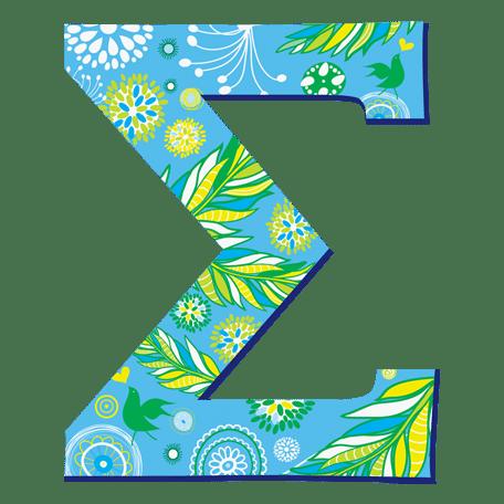 Download Sigma Greek Letter
