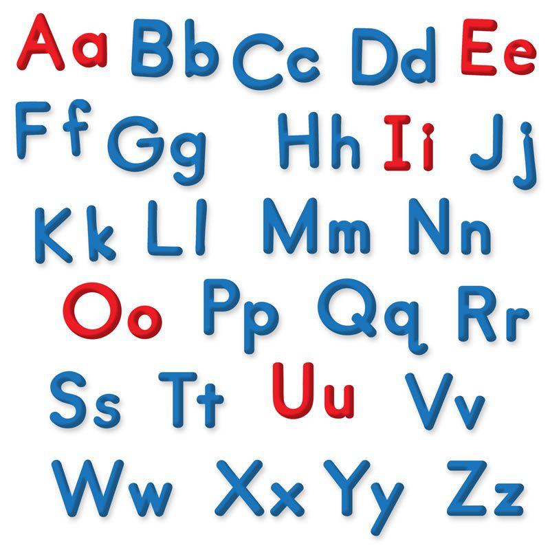 English Alphabet Format
