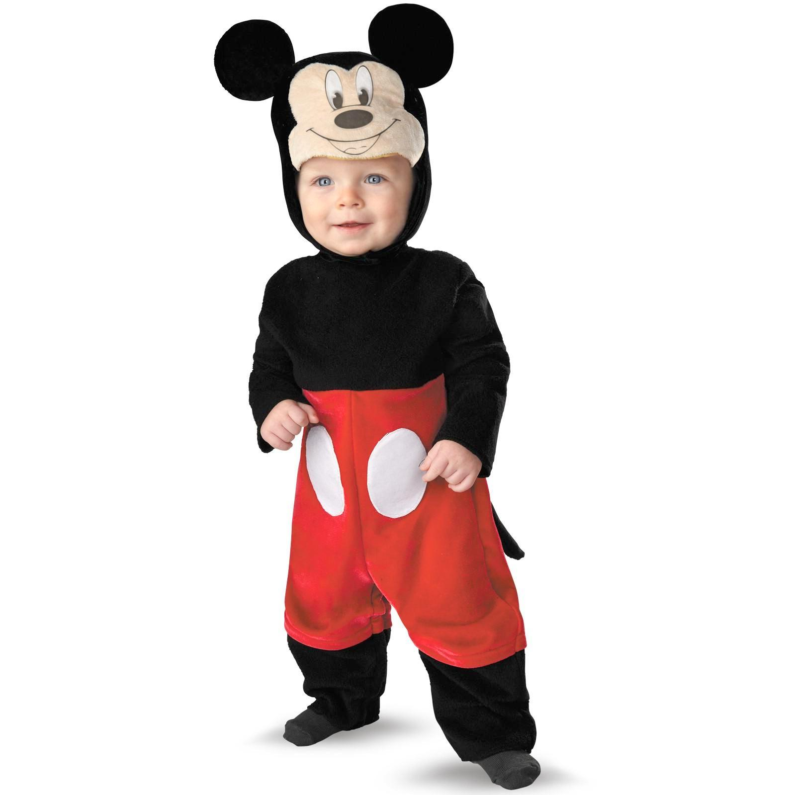 Famous Mickey Mouse Costume