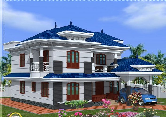 Free Dream House Image