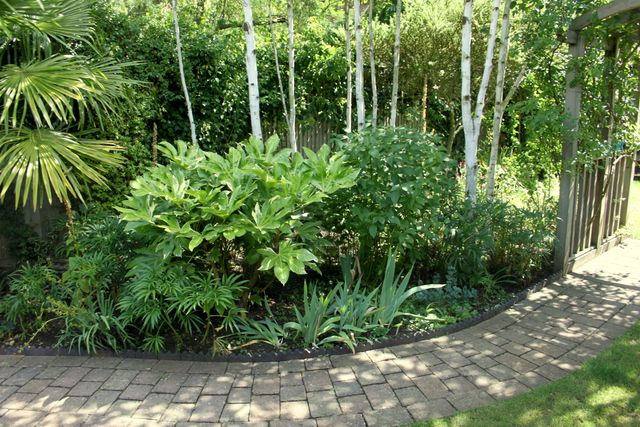 Free Garden Design Picture