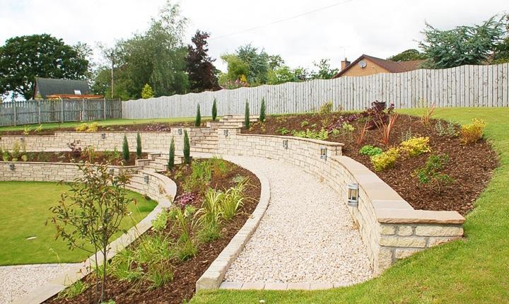Free Garden Landscaping Image