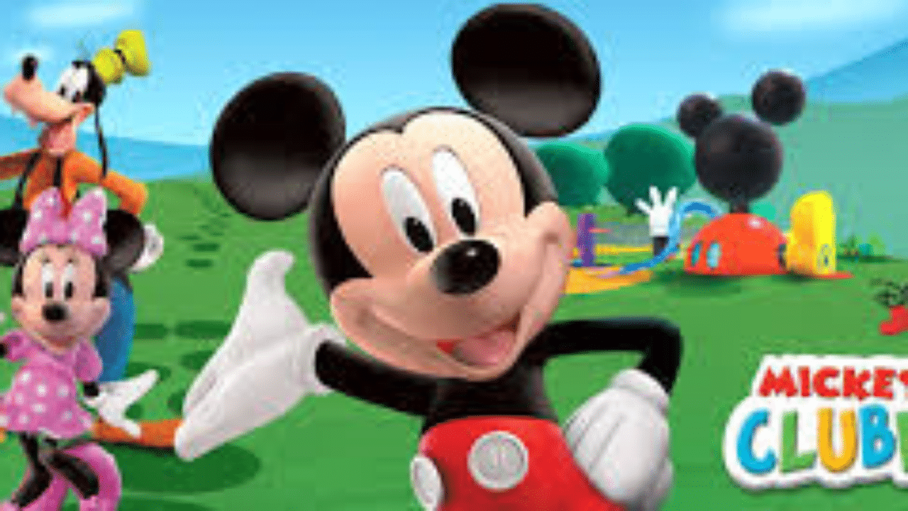 Free Mickey Mouse Club Picture