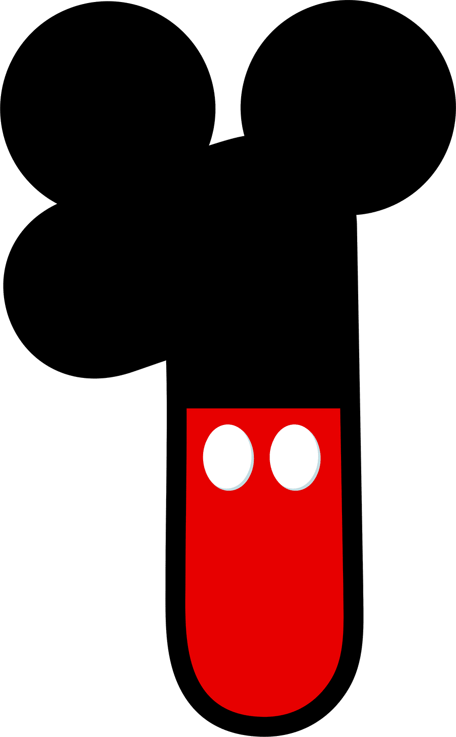 Free Mickey Mouse Head Image