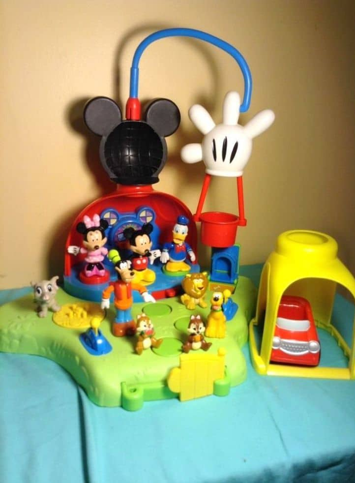 Free Mickey Mouse Toy Design