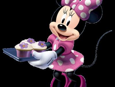 Free Minie Mouse Design