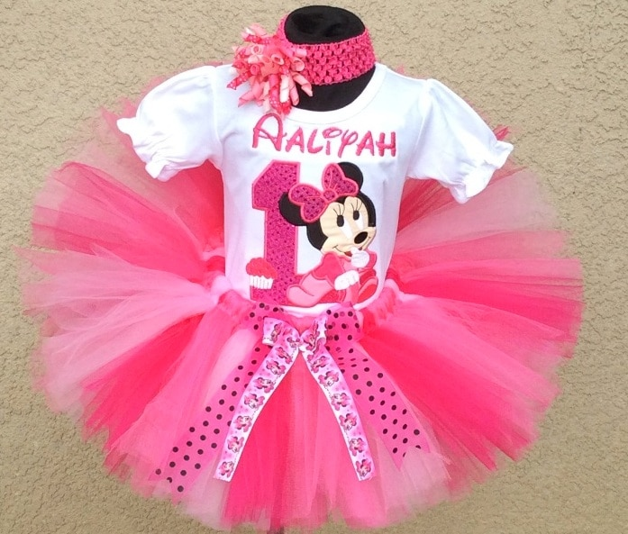 Free Minnie Mouse Outfits for Toddlers