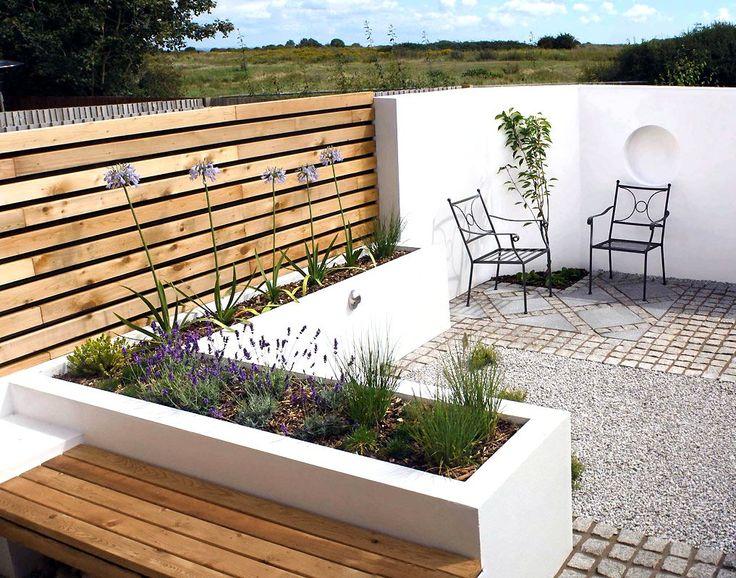Free Modern Garden Design